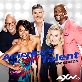America's Got Talent [ 14 ]